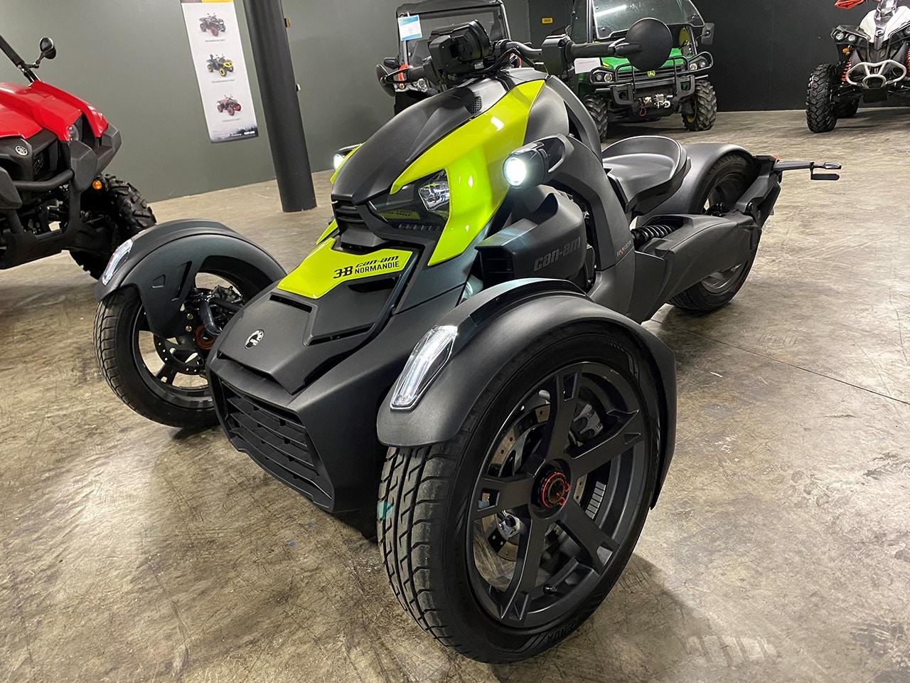 Ryker 600 Ace